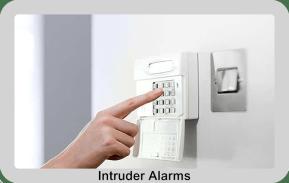 ntruder Alarm installation in Cheltenham & Gloucester