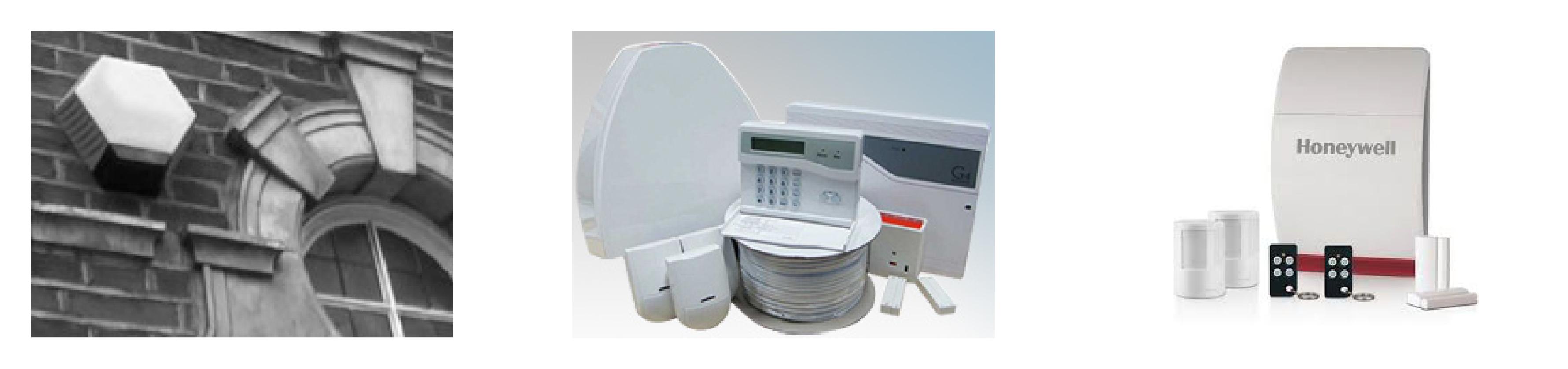 Intruder alarm installation in Cheltenham & Gloucester