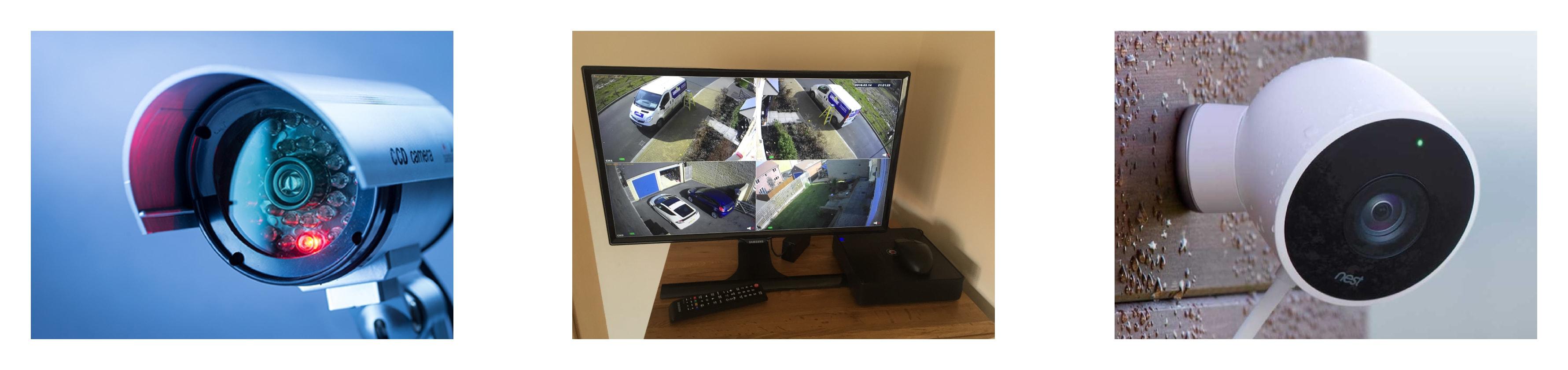 CCTV installation in Cheltenham & Gloucester